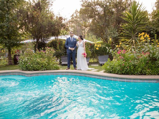 El matrimonio de Rodrigo y Marlene en Buin, Maipo 104