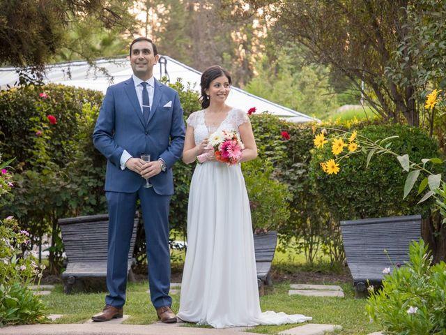 El matrimonio de Rodrigo y Marlene en Buin, Maipo 105