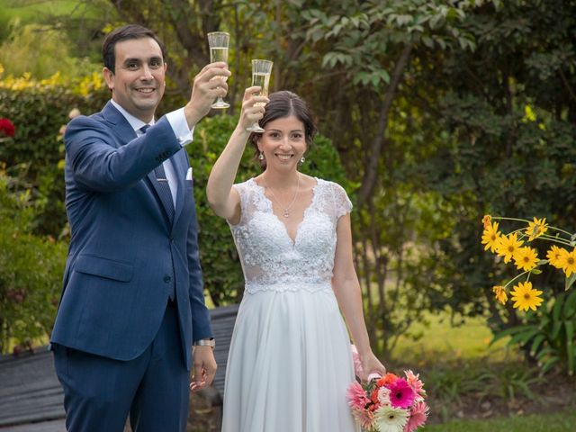El matrimonio de Rodrigo y Marlene en Buin, Maipo 106