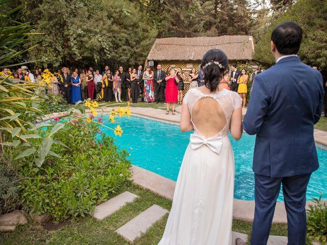 El matrimonio de Rodrigo y Marlene en Buin, Maipo 108