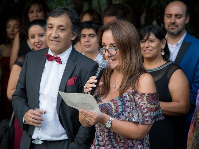 El matrimonio de Rodrigo y Marlene en Buin, Maipo 110