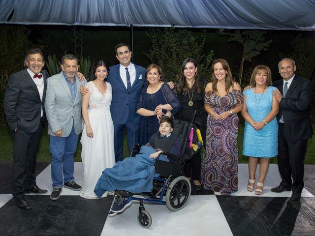 El matrimonio de Rodrigo y Marlene en Buin, Maipo 111