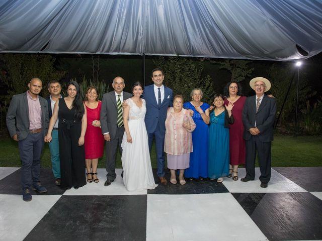 El matrimonio de Rodrigo y Marlene en Buin, Maipo 112