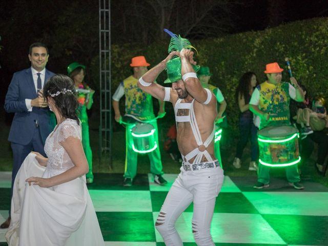El matrimonio de Rodrigo y Marlene en Buin, Maipo 125