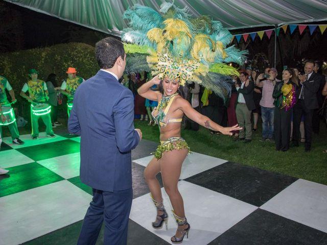 El matrimonio de Rodrigo y Marlene en Buin, Maipo 127