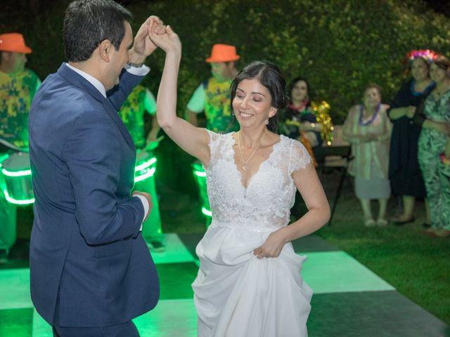 El matrimonio de Rodrigo y Marlene en Buin, Maipo 129