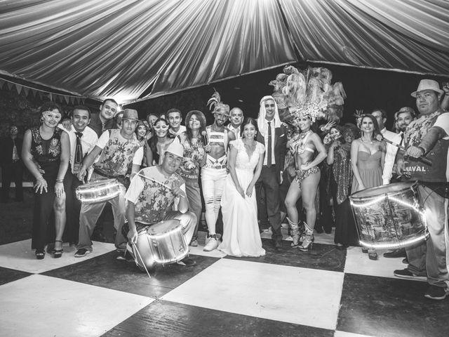 El matrimonio de Rodrigo y Marlene en Buin, Maipo 135