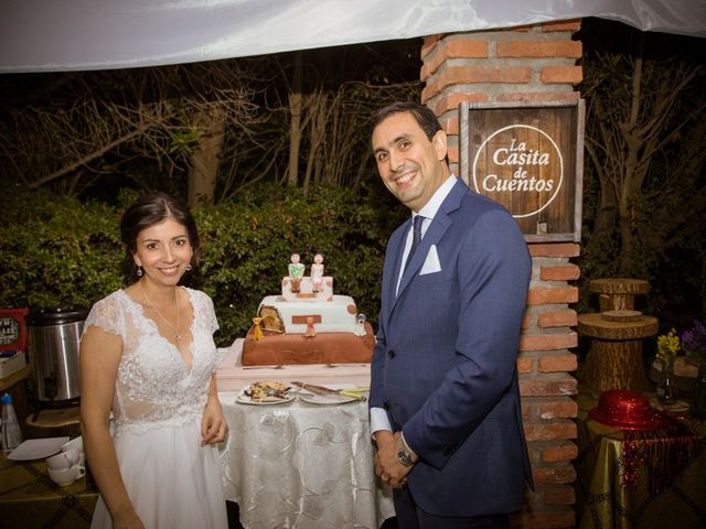 El matrimonio de Rodrigo y Marlene en Buin, Maipo 140