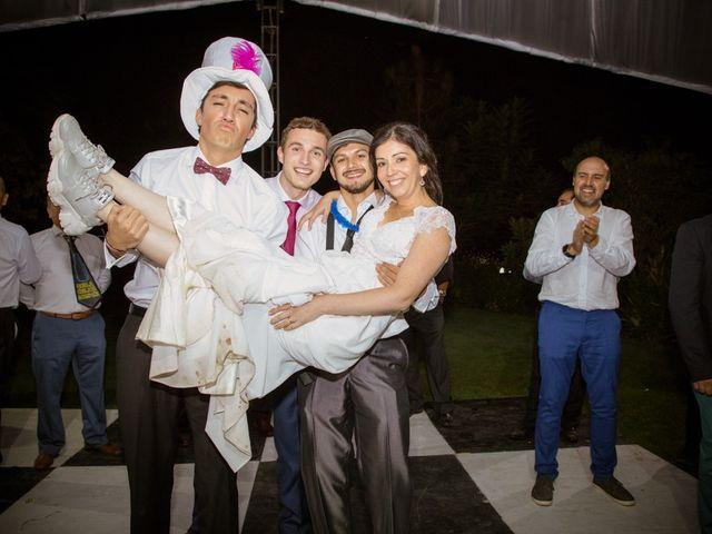 El matrimonio de Rodrigo y Marlene en Buin, Maipo 149