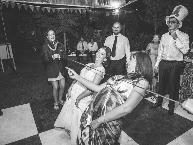 El matrimonio de Rodrigo y Marlene en Buin, Maipo 154