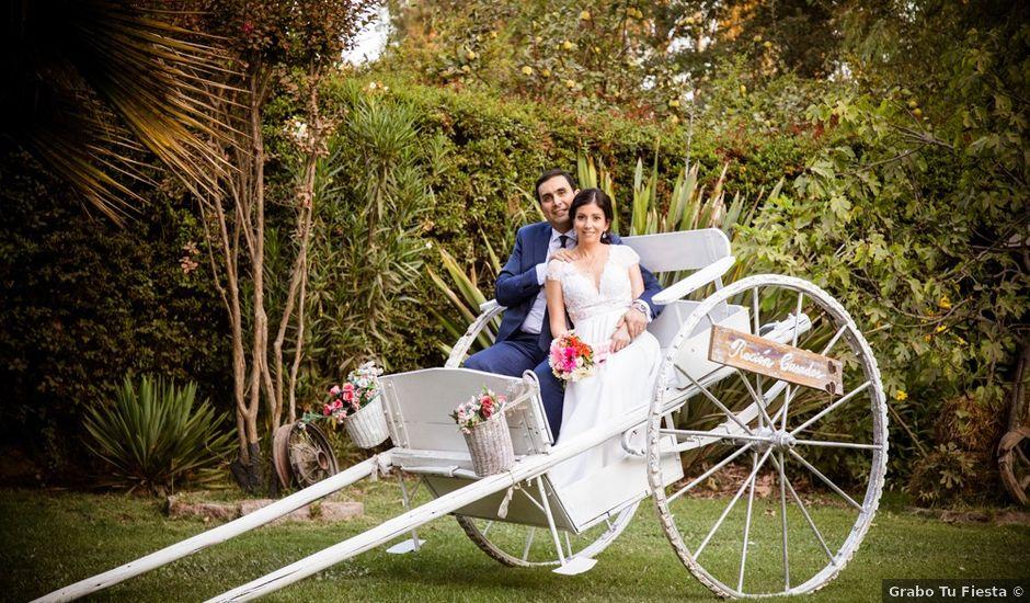 El matrimonio de Rodrigo y Marlene en Buin, Maipo