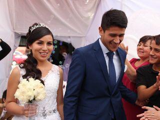 El matrimonio de Carolina y Francisco 1