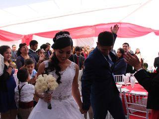 El matrimonio de Carolina y Francisco 2