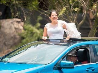 El matrimonio de Natalia  y Roberto  1