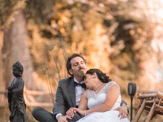 El matrimonio de Natalia  y Roberto  3