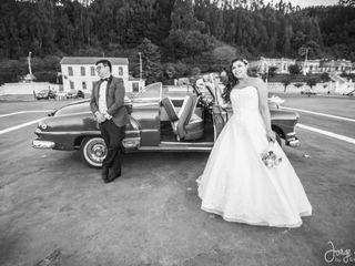 El matrimonio de Fernanda y David 1