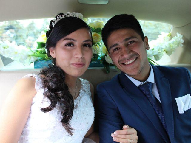 El matrimonio de Carolina y Francisco