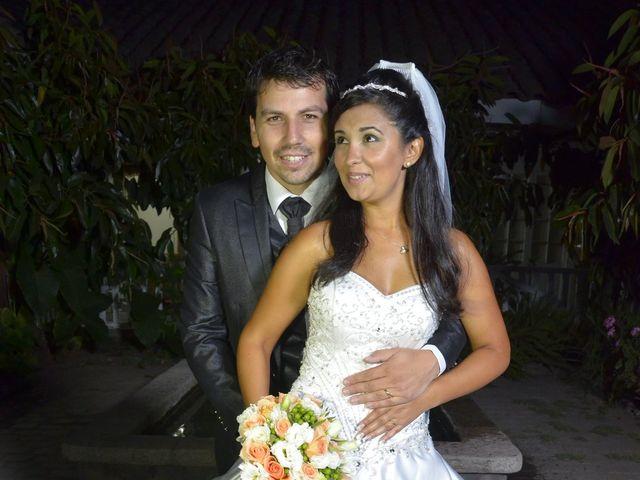 El matrimonio de Elizabeth y Víctor en Padre Hurtado, Talagante 4