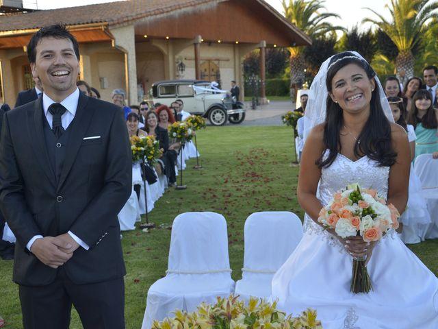 El matrimonio de Elizabeth y Víctor en Padre Hurtado, Talagante 5
