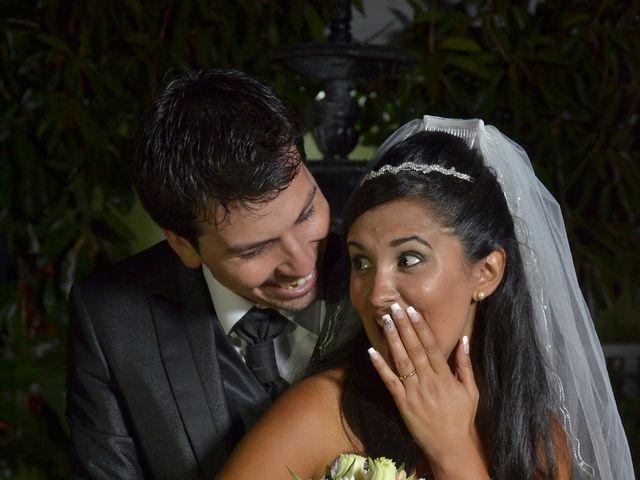 El matrimonio de Elizabeth y Víctor en Padre Hurtado, Talagante 7