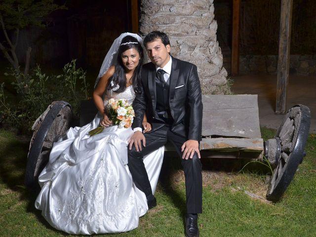 El matrimonio de Elizabeth y Víctor en Padre Hurtado, Talagante 8