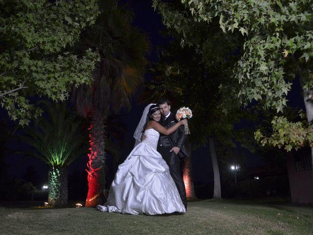 El matrimonio de Elizabeth y Víctor en Padre Hurtado, Talagante 10