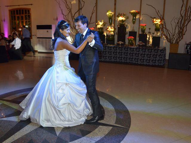 El matrimonio de Elizabeth y Víctor en Padre Hurtado, Talagante 12