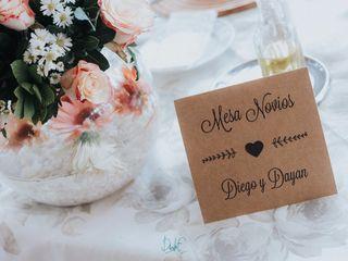 El matrimonio de Yayi y Diego 2