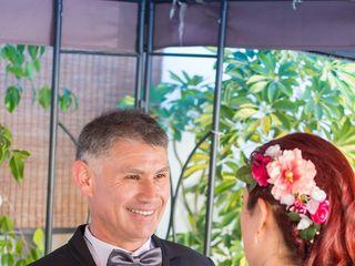 El matrimonio de Nathalie y Felipe 2