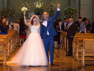 El matrimonio de Nathalie y Felipe