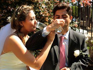 El matrimonio de Daniela y Jose Antonio 1
