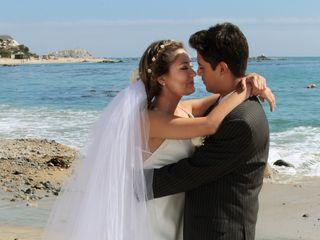 El matrimonio de Daniela y Jose Antonio 3