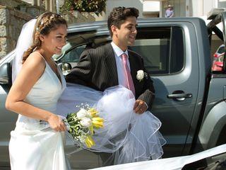 El matrimonio de Daniela y Jose Antonio