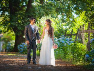 El matrimonio de Karen y José María 2