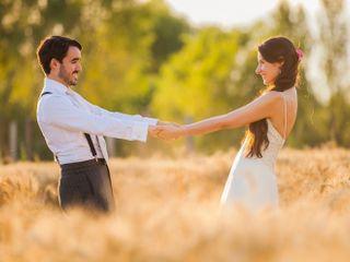 El matrimonio de Karen y José María