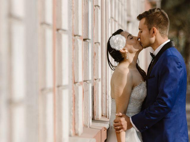 El matrimonio de Yayi y Diego