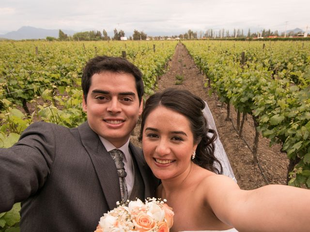 El matrimonio de Yasmín y Sebastián