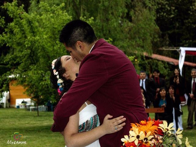 El matrimonio de Jimena  y Jose Luis  en Calera de Tango, Maipo 5