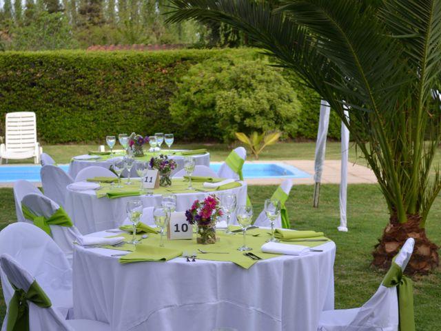 El matrimonio de Jimena  y Jose Luis  en Calera de Tango, Maipo 8