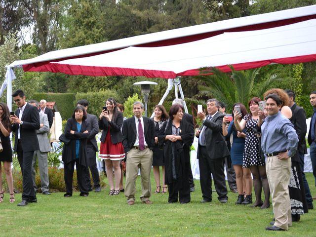 El matrimonio de Jimena  y Jose Luis  en Calera de Tango, Maipo 16