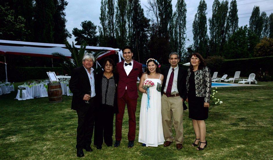 El matrimonio de Jimena  y Jose Luis  en Calera de Tango, Maipo