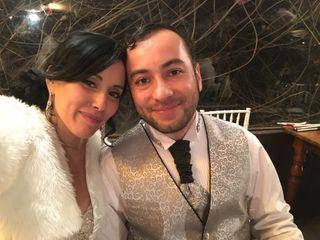 El matrimonio de Josefina y René