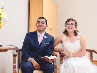 El matrimonio de Fran y Samuel 2