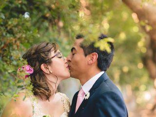 El matrimonio de Fran y Samuel