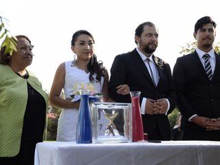 El matrimonio de Carolina y Nicolás  2