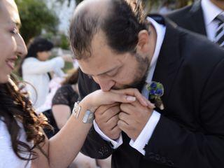 El matrimonio de Carolina y Nicolás  3