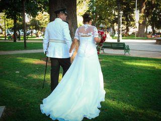 El matrimonio de Paulina y Fabián 2