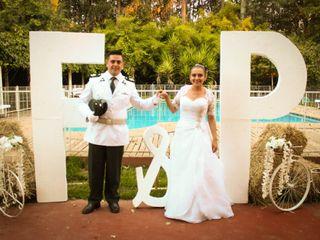 El matrimonio de Paulina y Fabián