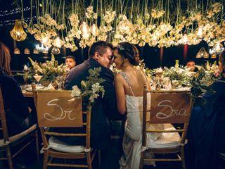 El matrimonio de Noraly y Cristián