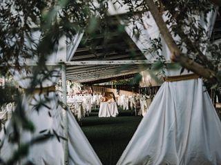 El matrimonio de Carla y Miguel 1
